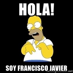 look-marge - hola! soy francisco javier