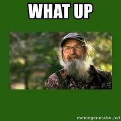 Si Robertson - What up