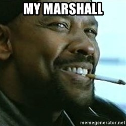 My Nigga Denzel - My marshall