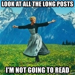 Look at All the Fucks I Give - look at all the long posts i'm not going to read