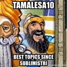aoeotrollface - tamalesa10 best topics since sublimistri
