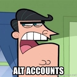 Dinkleberg - Alt Accounts