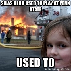 Disaster Girl - Silas Redd Used to Play at penn state used to
