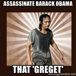 MadDog (The Raid) - Assassinate Barack Obama THAT 'GREGET'