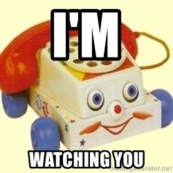 Sinister Phone - I'M WATCHING YOU