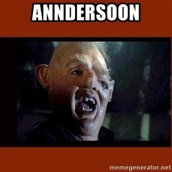Sloth Goonies  - ANNDERSOON