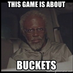Uncle Drew - THiS Game IS ABOUT BUCKETS