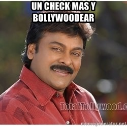 Typical Indian guy - Un check mas y bollywoodear