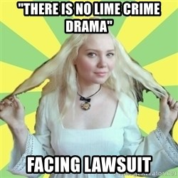 "Xenis - ""There is no Lime Crime drama"" FACING LAWSUIT"