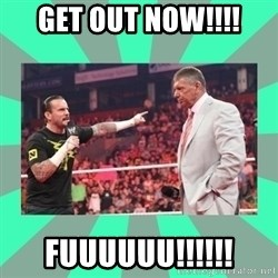 CM Punk Apologize! - GET OUT NOW!!!! FUUUUUU!!!!!!