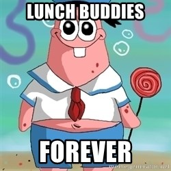 Swag Patrick - Lunch buddies ForevEr