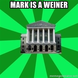 Tipichnuy BNTU - MARK IS A WEINER