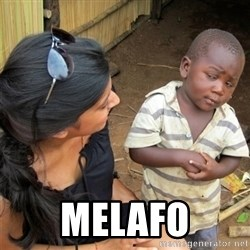 So You're Telling me - MELAFO