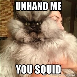 Colonel Meow - UNHAND ME YOU SQUID