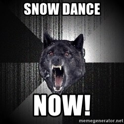 Insanity Wolf - SNOW Dance NOW!