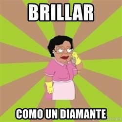 Consuela Family Guy - Brillar como un diamante