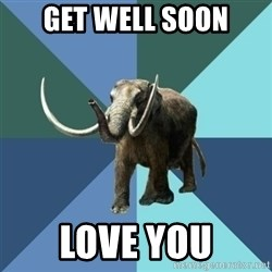 Misogyny Mastodon - GET WELL SOON LOVE YOU