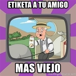 Pepperidge Farm Remembers FG - etiketa a tu amigo  mas viejo
