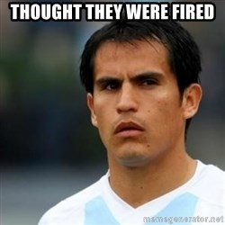 Conspiracy Ledesma II - THOUGHT THEY WERE FIRED