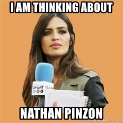 SaraCarboneroFC - I AM THINKING ABOUT  NATHAN PINZON