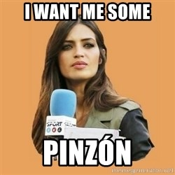 SaraCarboneroFC - I WANT ME SOME  PINZÓN