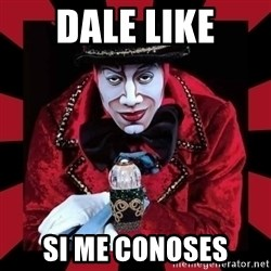 willianss - dale like si me conoses