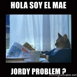 i should buy a boat cat - hola soy el mae jordy problem ?