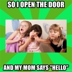 """CARO EMERALD, WALDECK AND MISS 600 - so i open the door and my mom says """"hello"""""""