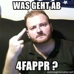 Angry Drunken Comedian - was geht ab 4fappr ?