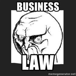 no me gusta - business law