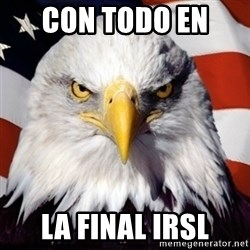 Freedom Eagle  - con TODO EN  LA FINAL IRSL
