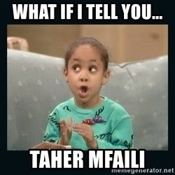 Raven Symone - what if i tell you... taher mfaili