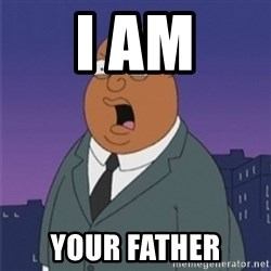 ollie williams - i am your father