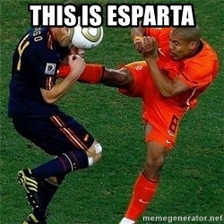 Netherlands - this is esparta