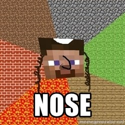 Minecraft Jew - Nose