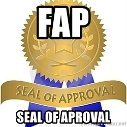 Seal Of Approval - FAP Seal of aproval