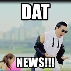 Psy's DAT ASS - Dat NEWS!!!