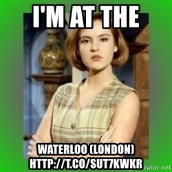 Donya Angelica - I'm at The  Waterloo (London) http://t.co/SuT7Kwkr