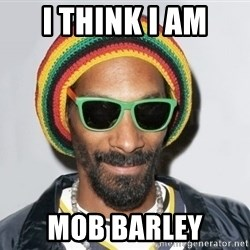 Snoop lion2 - I think i am mob barley