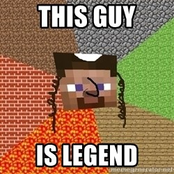 Minecraft Jew - THIS GUY IS LEGEND