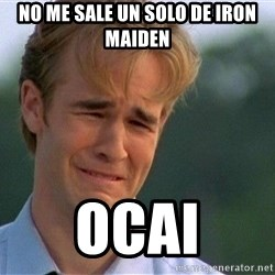 Thank You Based God - No me sale Un solo de iron maiden OCAI