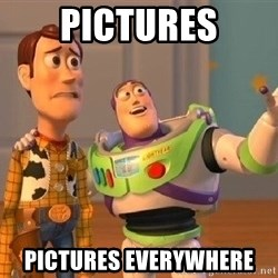 Consequences Toy Story - Pictures Pictures everywhere