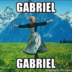 Look at all the things - gabriel gabriel