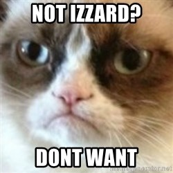 angry cat asshole - Not izzard? Dont want