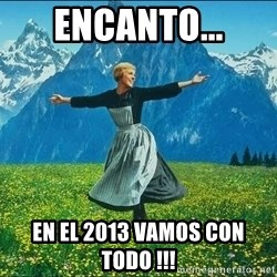 Look at all the things - encanto... en el 2013 vamos con todo !!!