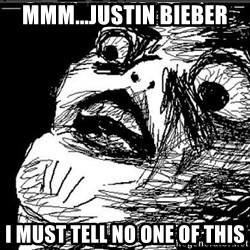 Superfuuuuuuuu - mmm...justin bieber i must tell no one of this