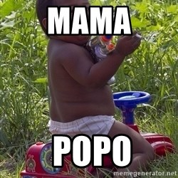Swagger Baby - mama  popo