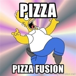 Typical RaSpIzDyaY - pizza pizza fusion