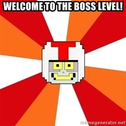 Turbo-tastic - Welcome to the boss level!