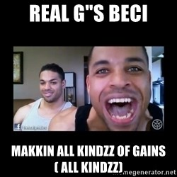 "The Hodgetwins - Real G""s Beci Makkin all Kindzz Of Gains ( all Kindzz)"
